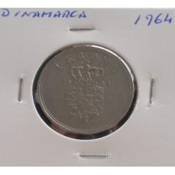 Dinamarca - 1 Krone - 1964