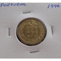 Portugal - 5 Escudos - 1996