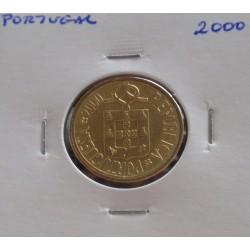 Portugal - 5 Escudos - 2000