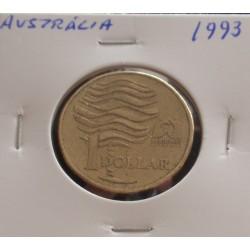 Austrália - 1 Dollar - 1993