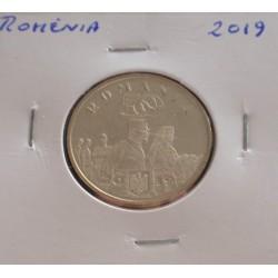 Roménia - 50 Bani - 2019