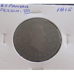 Espanha - Ferdin. VII - 8...