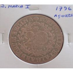 D. Maria I - 20 Réis - 1796...
