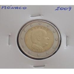 Mónaco - 2 Euro - 2009