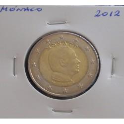 Monáco - 2 Euro - 2012