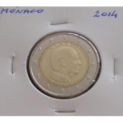 Monáco - 2 Euro - 2014