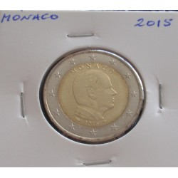 Monáco - 2 Euro - 2015