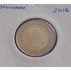 Monáco - 2 Euro - 2016