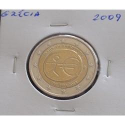 Grécia - 2 Euro - 2009 -...