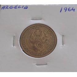 Argélia - 20 Centimes - 1964
