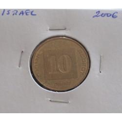 Israel - 10 Agorot - 2006