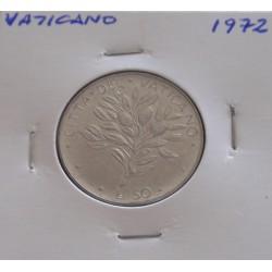 Vaticano - 50 Lire - 1972