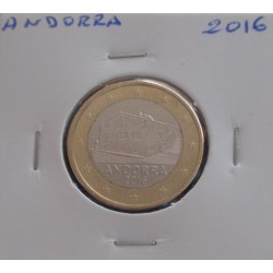 Andorra - 1 Euro - 2016