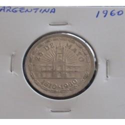 Argentina - 1 Peso - 1960