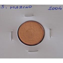 S. Marino - 2 Centimes - 2004