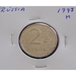 Rússia - 2 Roubles - 1997 M