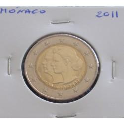 Mónaco - 2 Euro - 2011 -...