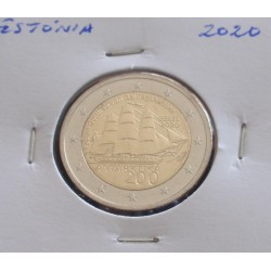 Estónia - 2 Euro - 2020 -...