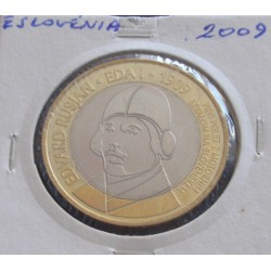 Eslovénia - 3 Euro - 2009