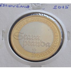 Eslovénia - 3 Euro - 2015