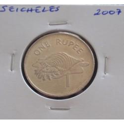 Seicheles - 1 Rupee - 2007