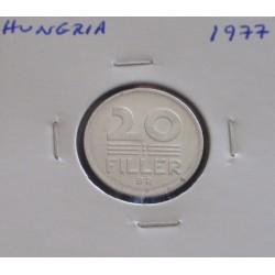 Hungria - 20 Filler - 1977