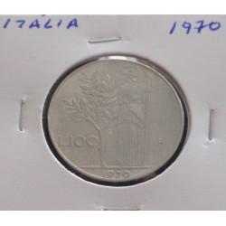Itália - 100 Lire - 1970