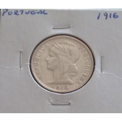 Portugal - 20 Centavos -...