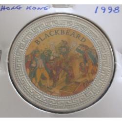 Hong - Kong - 1 Dollar - 1998