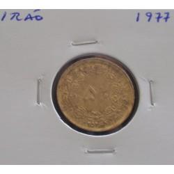 Irão - 50 Dinars - 1977