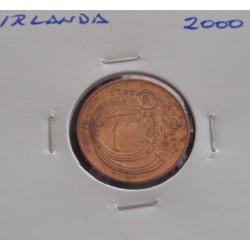 Irlanda - 1 Penny - 2000