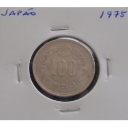 Japão - 100 Wen - 1975