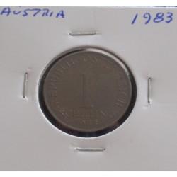 Aústria - 1 Schilling - 1983