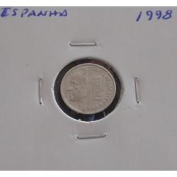Espanha - 1 Peseta - 1998