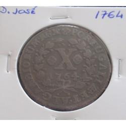 D. José - X Réis - 1764 -...