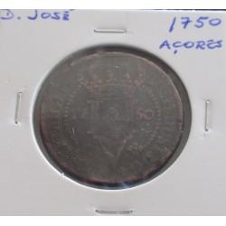 D. José - V Réis - 1750 (...