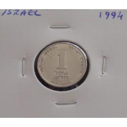 Israel - 1 New Sheqel - 1994