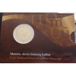 Lituânia - 2 Euro - 2015 -...