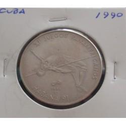 Cuba - 1 Peso - 1990