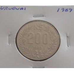 Uruguai - 200 Nuevos Pesos...