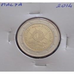 Malta - 2 Euro - 2014 - 200...