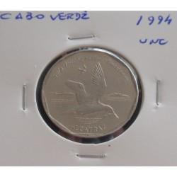 Cabo Verde - 20 Escudos -...