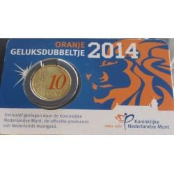 Holanda - 10 Centimos -...