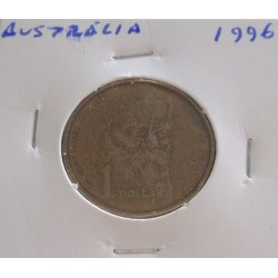 Austrália - 1 Dollar - 1996