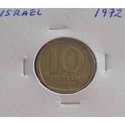 Israel - 10 Agorot - 1972