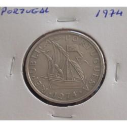Portugal - 10 Escudos - 1974