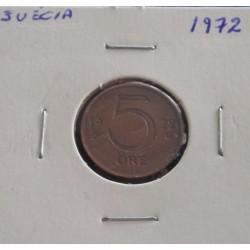 Suécia - 5 Ore - 1972