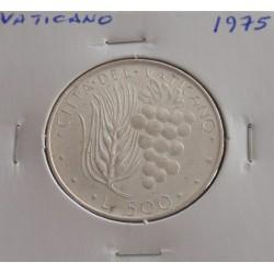 Vaticano - 500 Lire - 1975...
