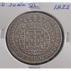 D. João VI - Cruzado - 1822...