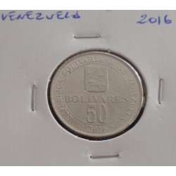 Venezuela - 50 Bolívares -...
